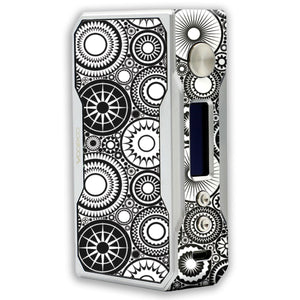 Abstract Circles Voopoo Drag 157W TC
