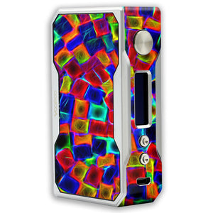 Color Cubes Voopoo Drag Resin