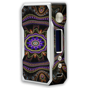 Abstract Fractal Voopoo Drag 157W TC