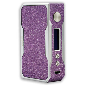 Purple Sparkle Voopoo Drag 157W TC Skin