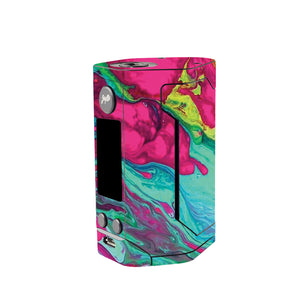 Stabilized Wood 2 Wismec Reuleaux GEN 3 Skin