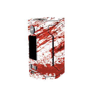 Red Blood Wismec Reuleaux GEN 3 Skin