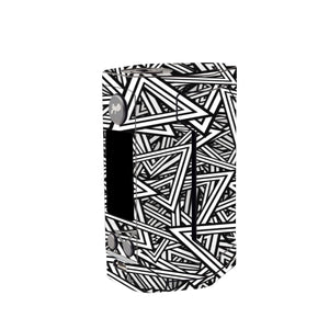 Abstract Triangles Wismec Reuleaux GEN 3 Skin