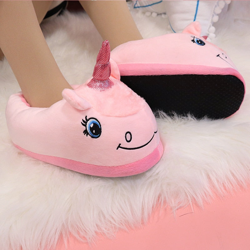Soft & Warm Ladies House Slippers