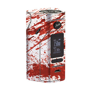 Red Blood Wismec Reuleaux RX 2/3 Skin
