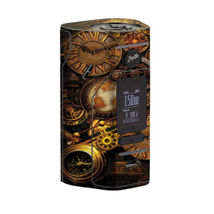 Steam Punk Wismec Reuleaux RX 2/3 Skin