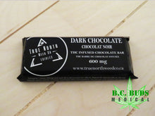 THC Infused Dark Chocolate