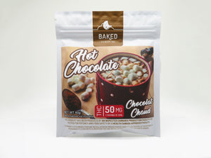 THC Hot Chocolate Mix