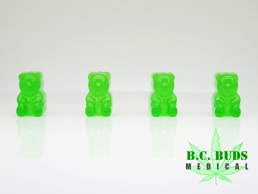Medicated Gummy Bears