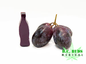 Medicated Grape Soda Gummy