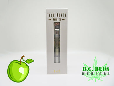 Vape Cartridge - Green Apple