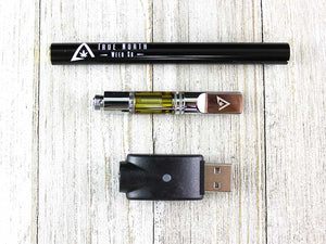 Vape Pen Kit - Granddaddy Purple