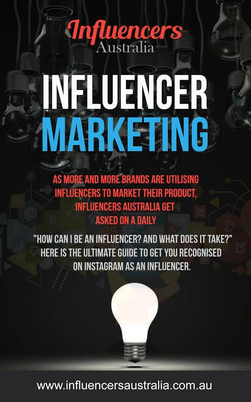 Influencer Marketing: The New 9-5