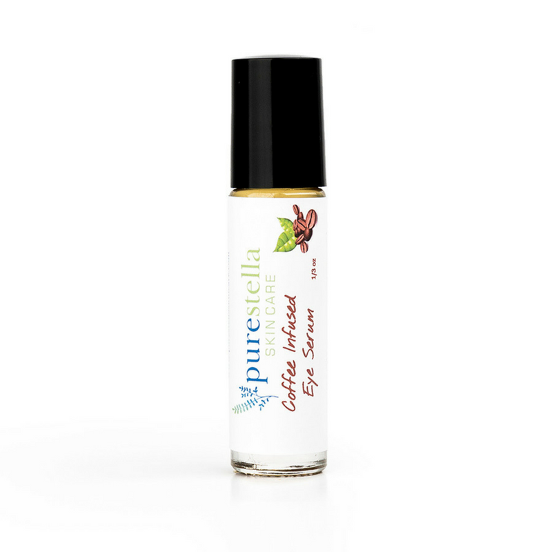 Coffee Infused Eye Serum