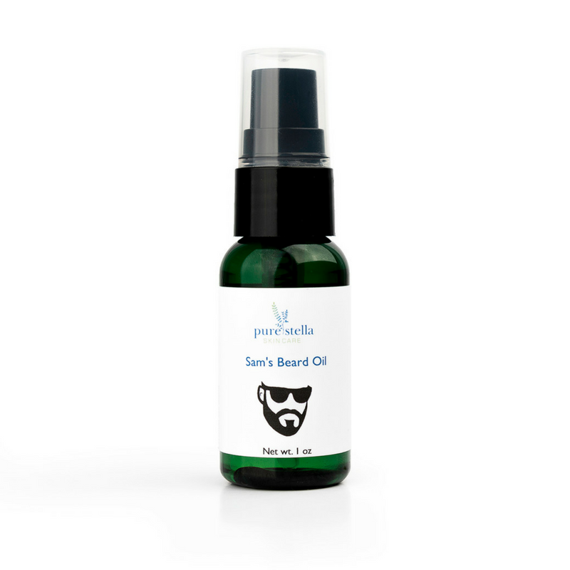 Sam's Beard Oil