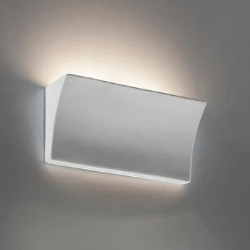 Wall Light Raw Ceramic G9 in 35cm BF-2014 Domus Lighting - Oz Lights Direct