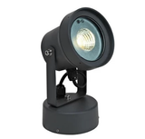 LED Spot Light Silver or Grey in 12W 12cm Vision in 3K or 5K Domus Lighting - Oz Lights Direct