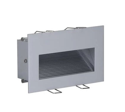 Slide 2 LED 2W 240V ALU 3K and 6K Domus Lighting - Oz Lights Direct