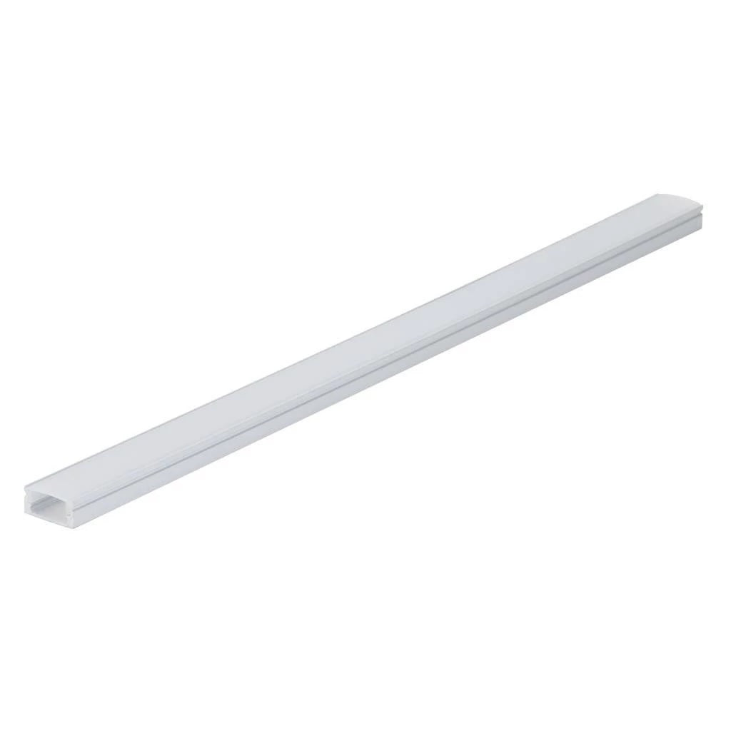 Nova-Line-SM Surface Mounted LED Profile - Natural Clear Anodised Finish Domus Lighting - Oz Lights Direct