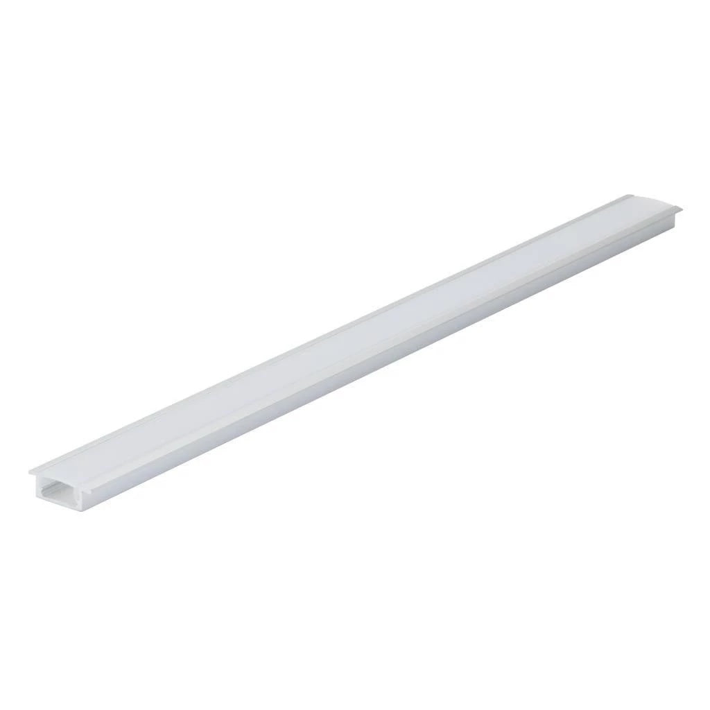 Nova-Line-RC Surface Mounted LED Profile-Natural Clear Anodised Finish Domus Lighting - Oz Lights Direct
