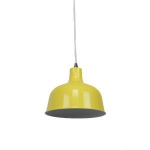 Dania Pendant Light | Aluminium, Beige Red, Black, Flame Red, Light Blue, Luminous Bright Red, Luminous Yellow, Pastel Violet, White, Wine Red - Oz Lights Direct