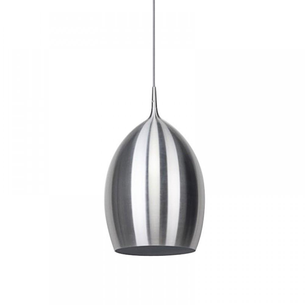 Elpis Pendant Light | Aluminium, Blue, Glossy Black, Glossy White, Green, Matte Black Gold Inside, Orange, Red - Oz Lights Direct