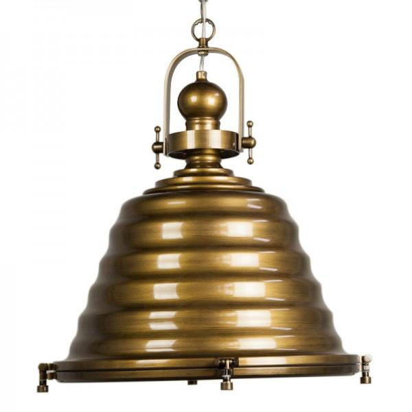 Gaia Elegance Pendant Light | Antique Brass and White Glass Chrome - Oz Lights Direct