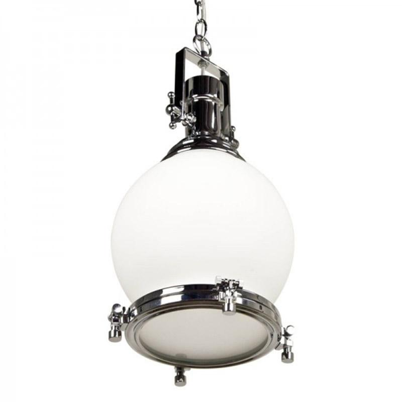 Gelos Rose Pendant Light | Clear Chrome - Oz Lights Direct