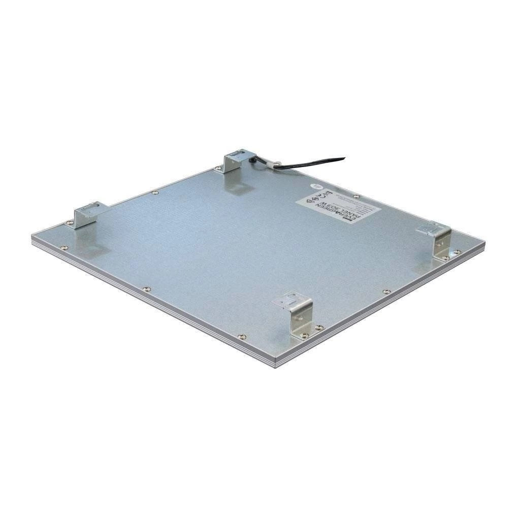Domus Lighting PANEL-303 Square 12W LED Panel Light - White Frame TRIO - Oz Lights Direct