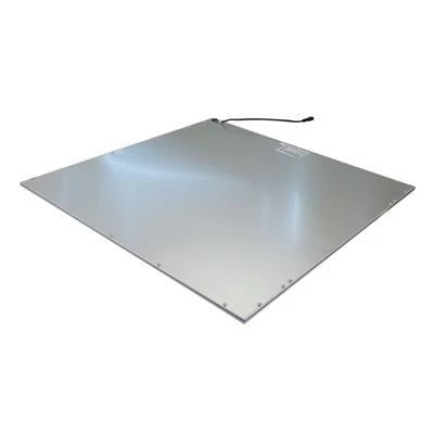 Domus Lighting PANEL-606 Square 35W LED Panel Light - White Frame TRIO - Oz Lights Direct