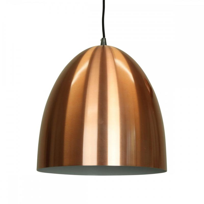 Plutus Pendant Light | Copper - Oz Lights Direct