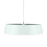 Priam Pendant Light | White and Black - Oz Lights Direct