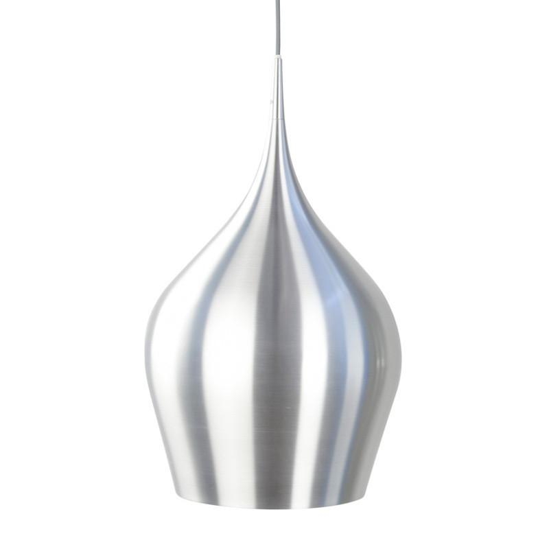 Eros Pendant Light | Classic Series in Aluminium, Blue, Green, Orange, Red - Oz Lights Direct