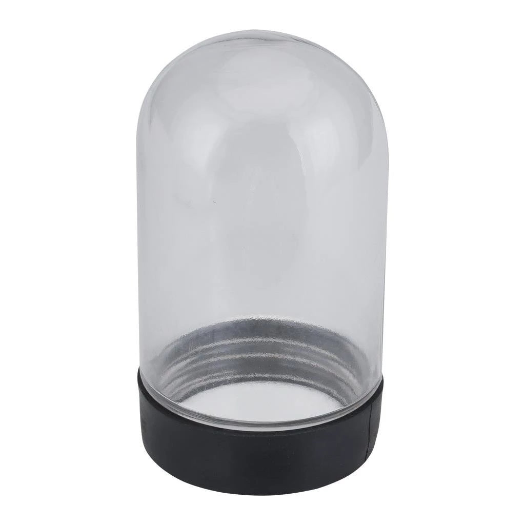 Spare Glass to Suit BL-100 Bollard Head Domus Lighting - Oz Lights Direct