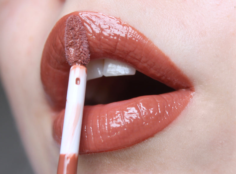 Moisture Lip Gloss x Chocolate