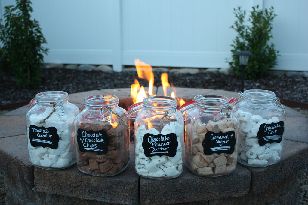 Bulk Stuffed Marshmallows {40 pcs or 2lbs)