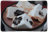 cookies and cream marshmallows - oreo marshmallows - gourmet marshmallows - stuffed marshmallows