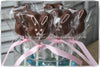 Chocolate Bunny Pops