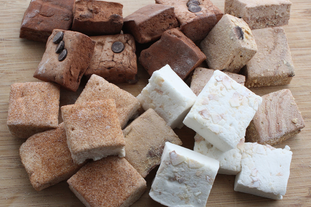 Bulk Flavored Marshmallows - 40 pcs or 2lbs