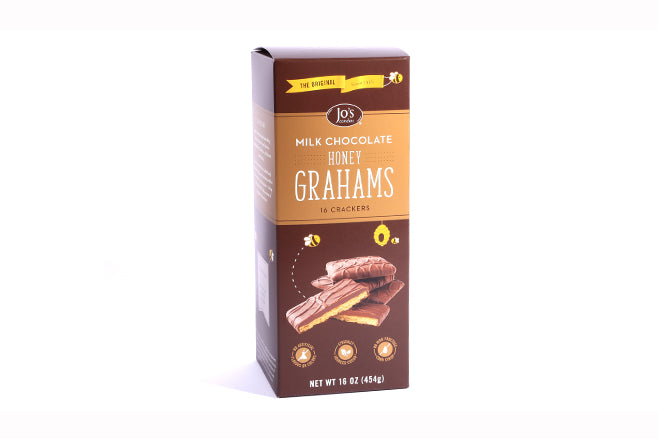 Original Milk Chocolate Covered Graham Crackers