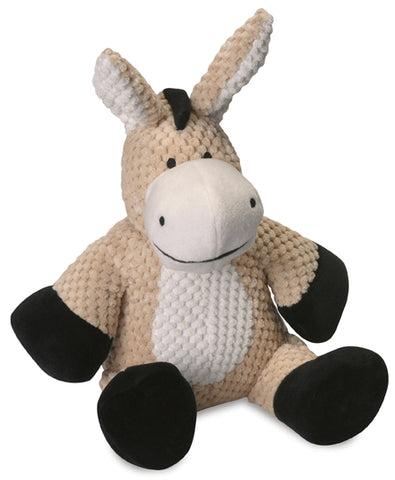 GoDog Checkers Tan Donkey - Small