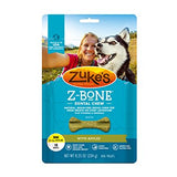 Zukes Z-Bone Dental Chew - Mini 18 count pouch