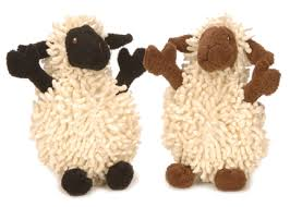 GoDog™ Fuzzy Wuzzy Sheep