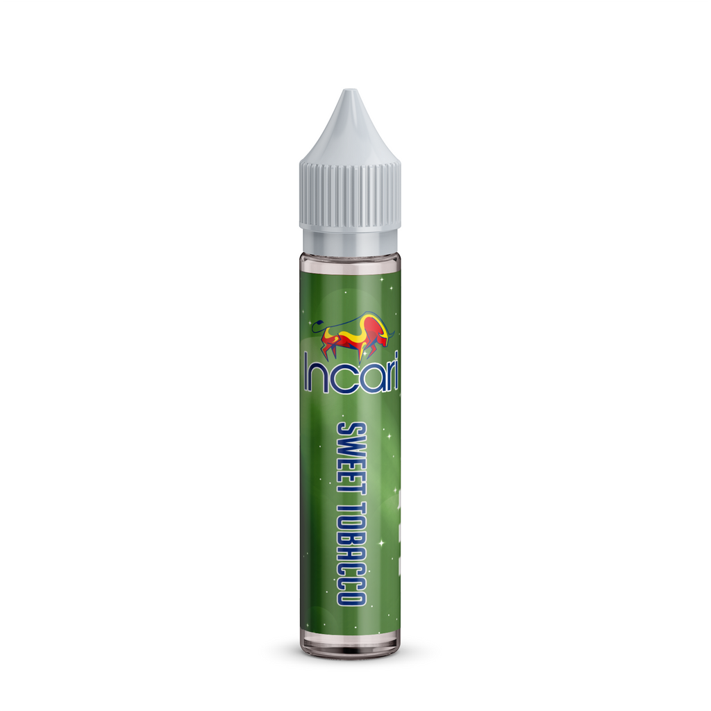 Liquido Cigarrillo Electronico Sweet Tobacco 30 ml - Incari Lab