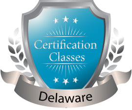 Delaware Certification Classes