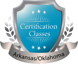 Arkansas/Oklahoma Certification Classes
