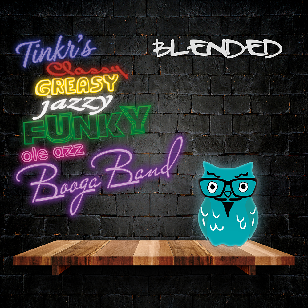 Blended Tinker Barfield