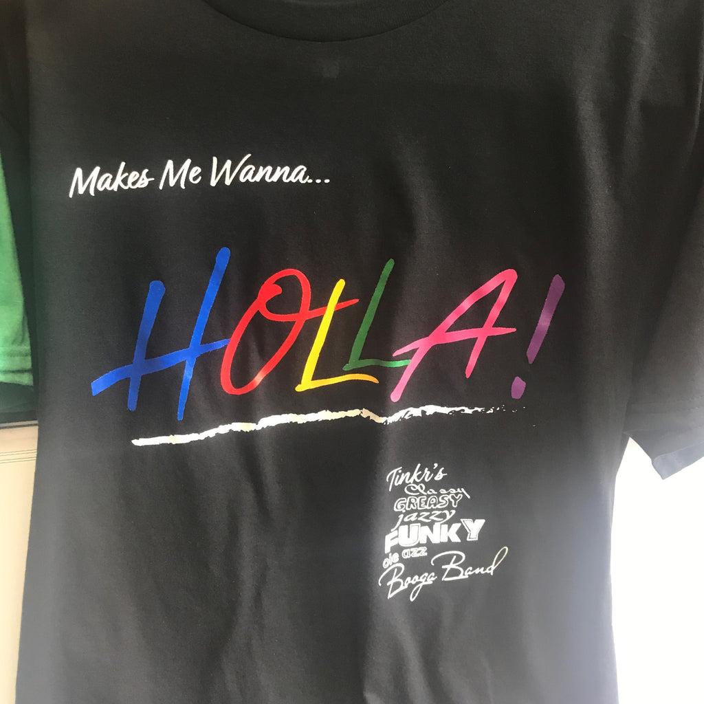 "City Blues ""Holla!"" T-Shirt"