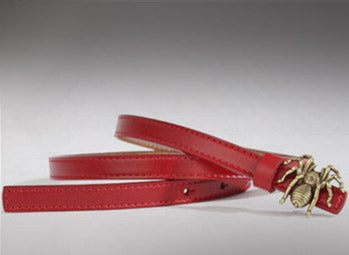 """Willa"" Vintage Style Spider belt"