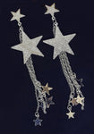 """Isla"" <BR>Falling stars Tassel Earrings"